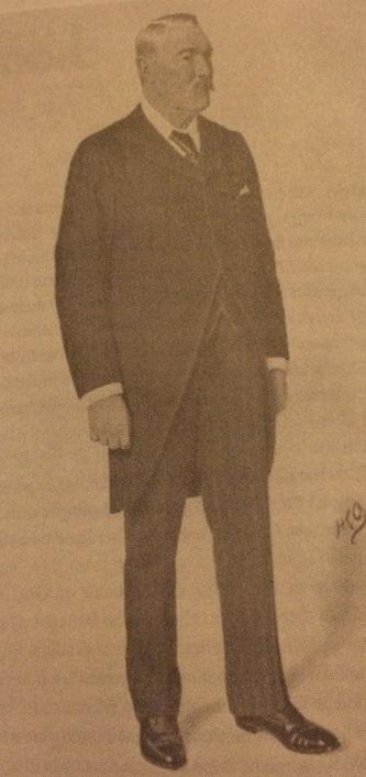 Edward Baverstock Merriman, Chairman of The Capital & Counties Bank