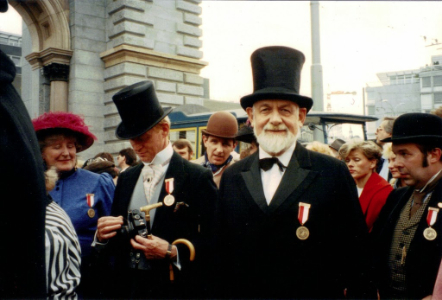 Badges of the Sherlock Holmes Society of London