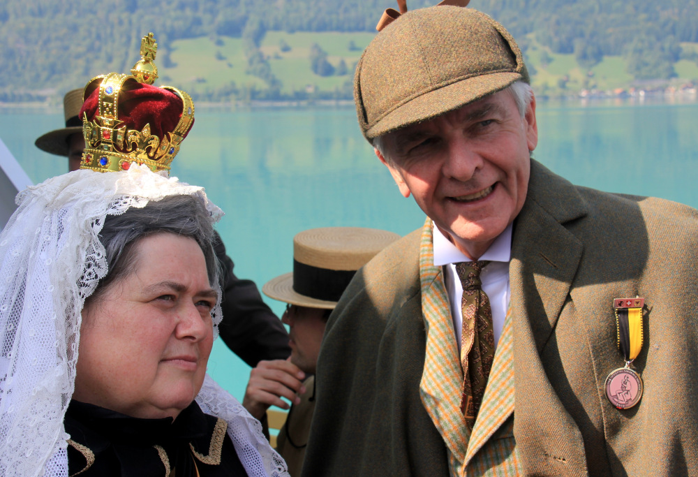 SHSL 2012 Pilgrimage to Switzerland ~ Photo by  Martin Hesp