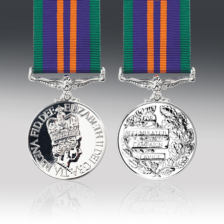 Accumulated Service Campaign Medal