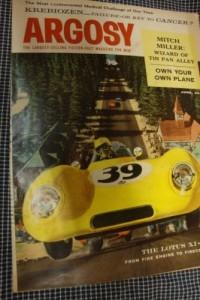June 1957 Argosy Magazine