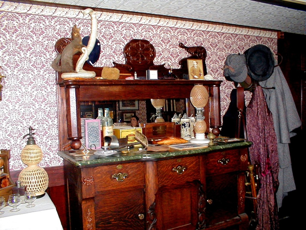 The Sideboard ~ 221B in Reading