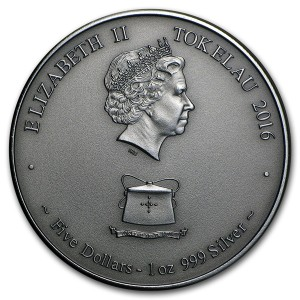 Tokelau Obv