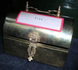 Brass Box Outside