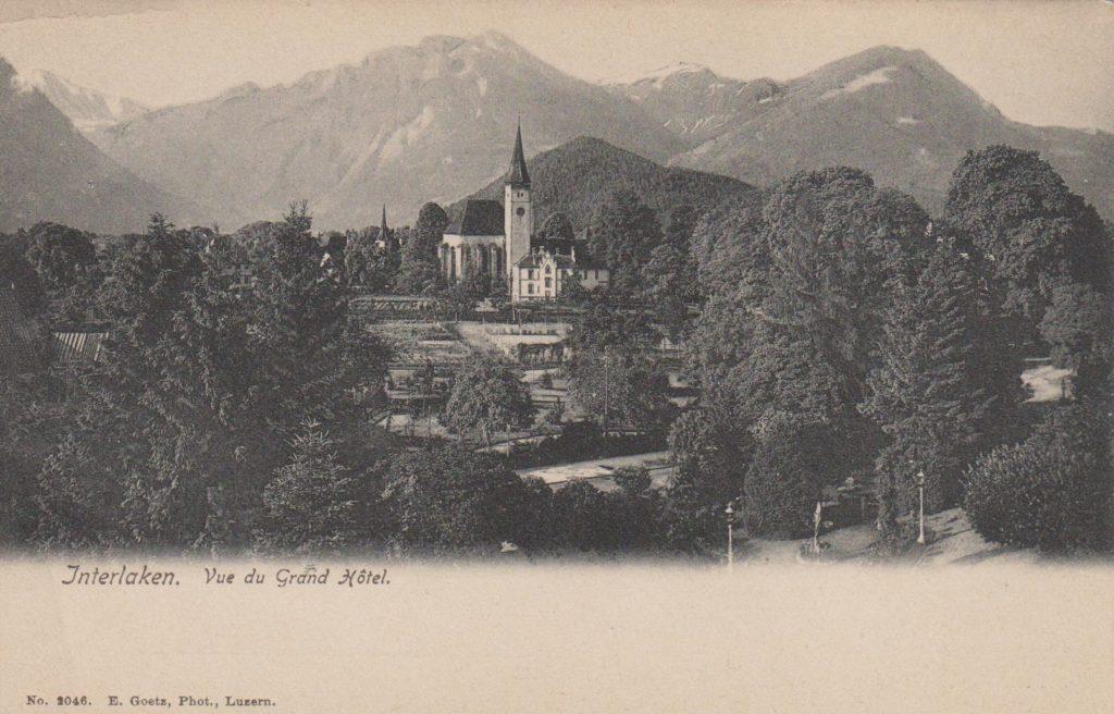Postcards - Interlaken 2