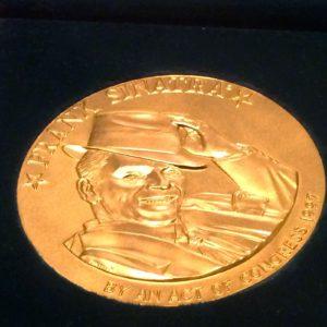 Sinatra medal