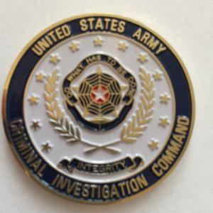 US Army Criminal Investigation Laboratory REV
