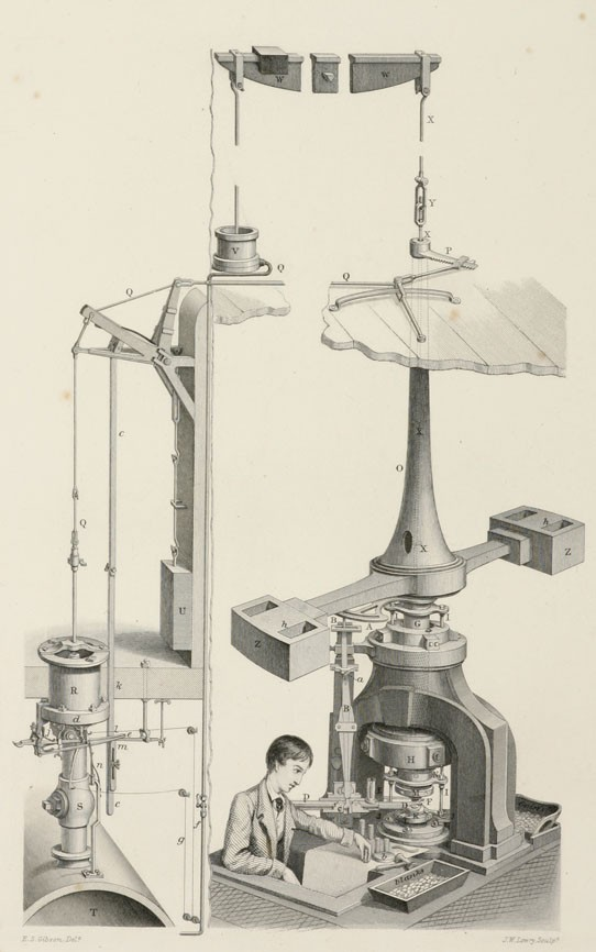 Coinage Presses and The Engineer's Thumb