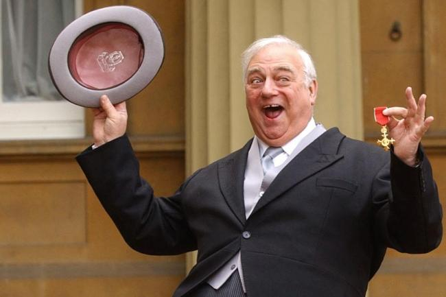 Faces of Holmes: Roy Hudd