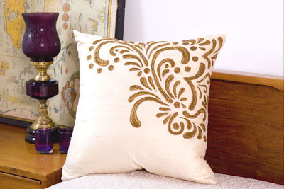 Pillows from Om Home, Canada