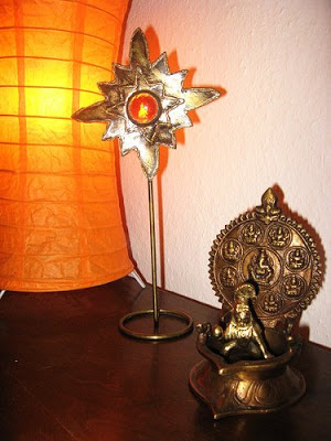 Lamps provide the right lighting required for room corner
