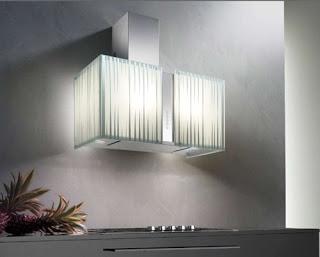 Murano collection the kitchen range hoods by Futuro Futuro Square Breeze