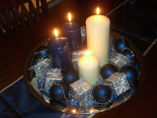 blue color for Xmas photo by Gyda Bjorg