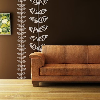 Home decoration wall decal for living room