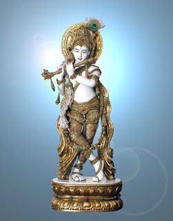 Indian deities Krishna god from E-studio International store