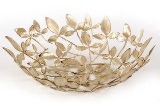 A bael leaf bowl - Mann-made design