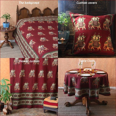 the new Maharaja Collection launched by Saffron Marigold