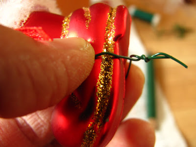 An X'mas decoration tutorial from Lohr