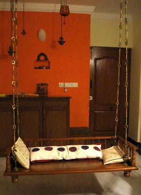A beautiful apartment of Anu Gummaraju in Bangalore