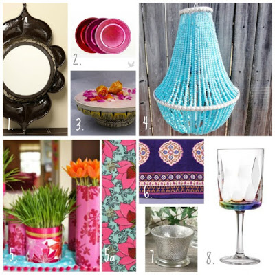 Shopping Guide Collection from Saffron Marigold