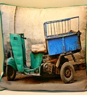 the keybunch vespa cushion retro by serenity