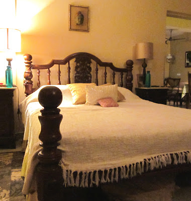 Maram on the keybunch home of Sheila and Krishna Bari antique, real wood furniture indian designs wooden bed