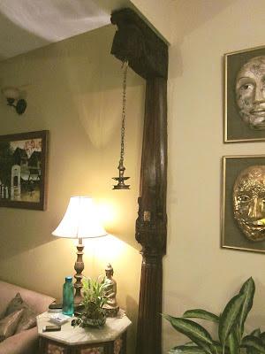 Maram on the keybunch home of Sheila and Krishna Bari