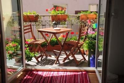 May's summer garden