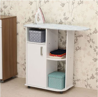 cabinet with ironing board from FabFurnish.com online shopping