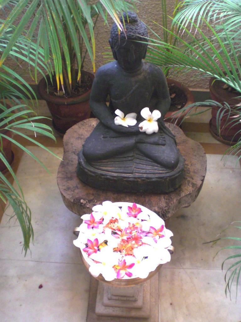 Seema and Rakesh buddha home Bangalore home tour