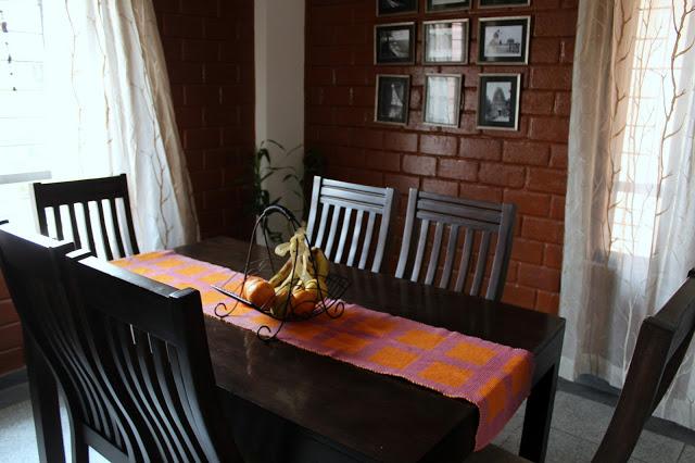 Deepa and Sriram's Home Decor in summer time