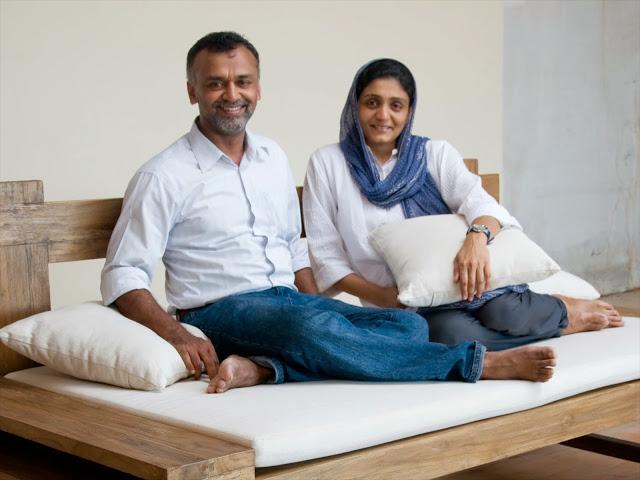 Khadija and Ziad Sali