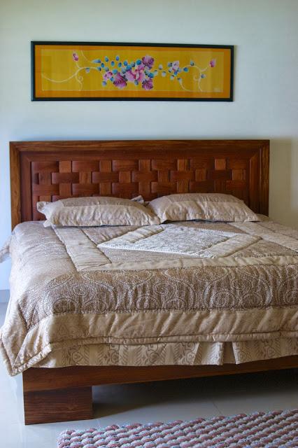 Woodstruck, Cochin, bed