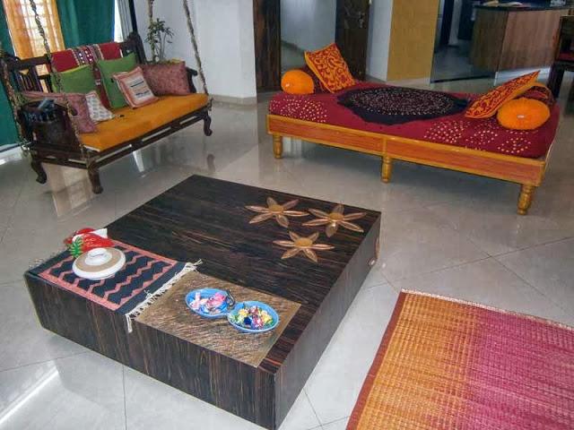 navrathri colors living room
