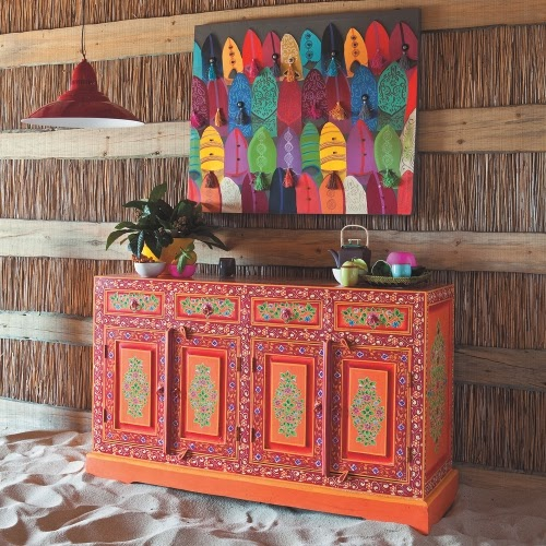 India Inspired Decor From Around The