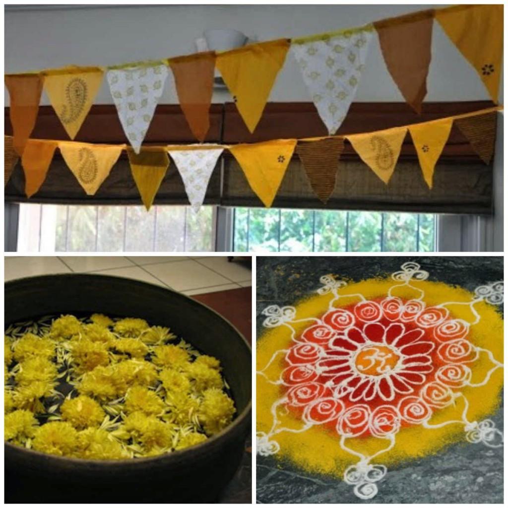 Aarthi's Diwali festivities