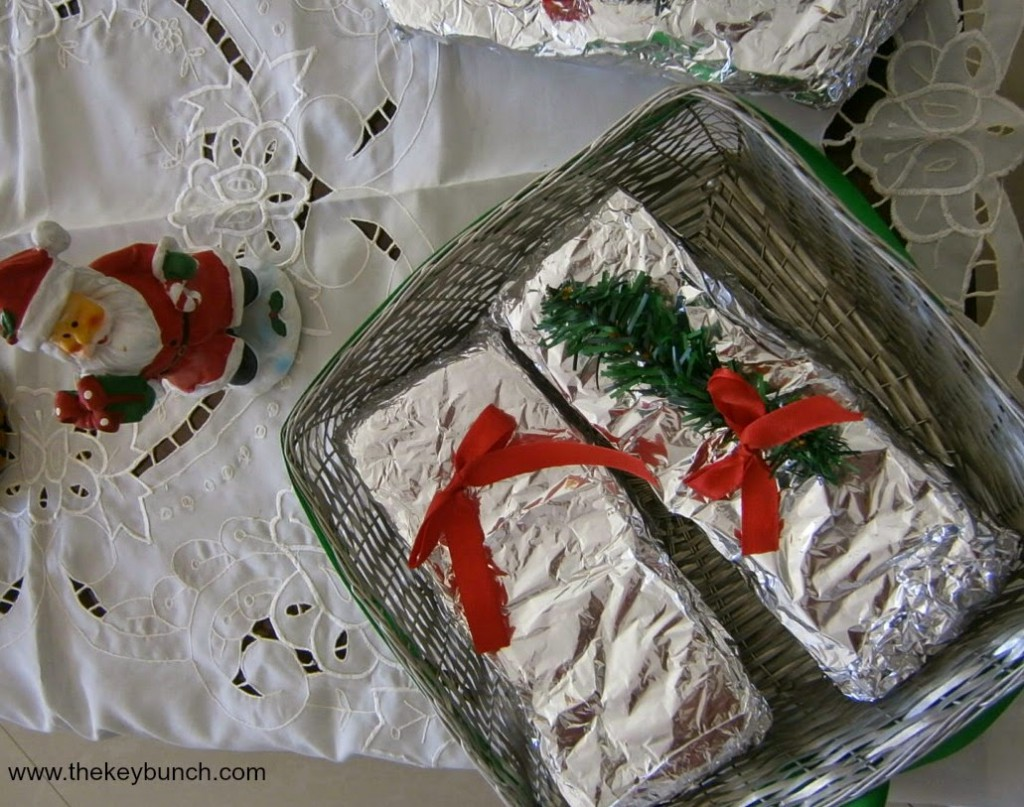 Homemade Christmas Cake Recipe