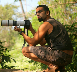 Rahul Alvares, Author and Nature Enthusiast