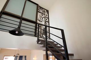 loft, upstairs bedroom