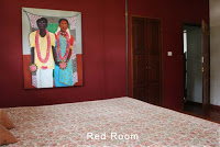 red room homestay