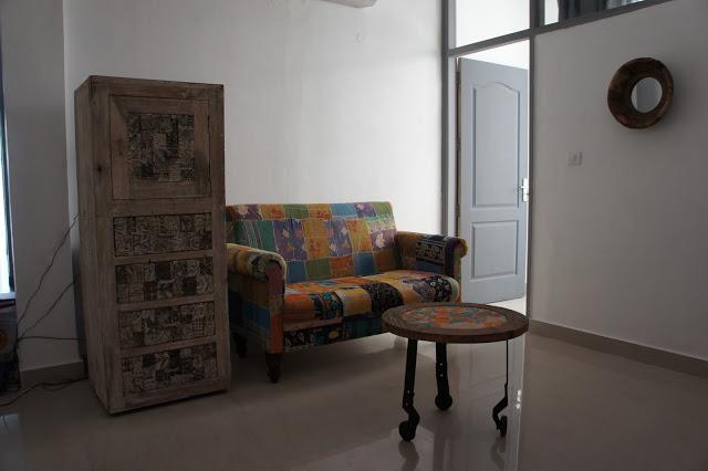 patchwork furniture