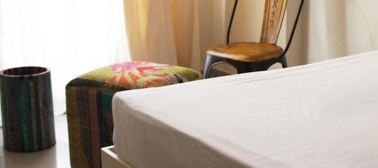 Interiors: Bed & Chai Guest House, Delhi