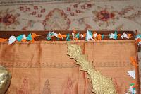 cute colorful garlands