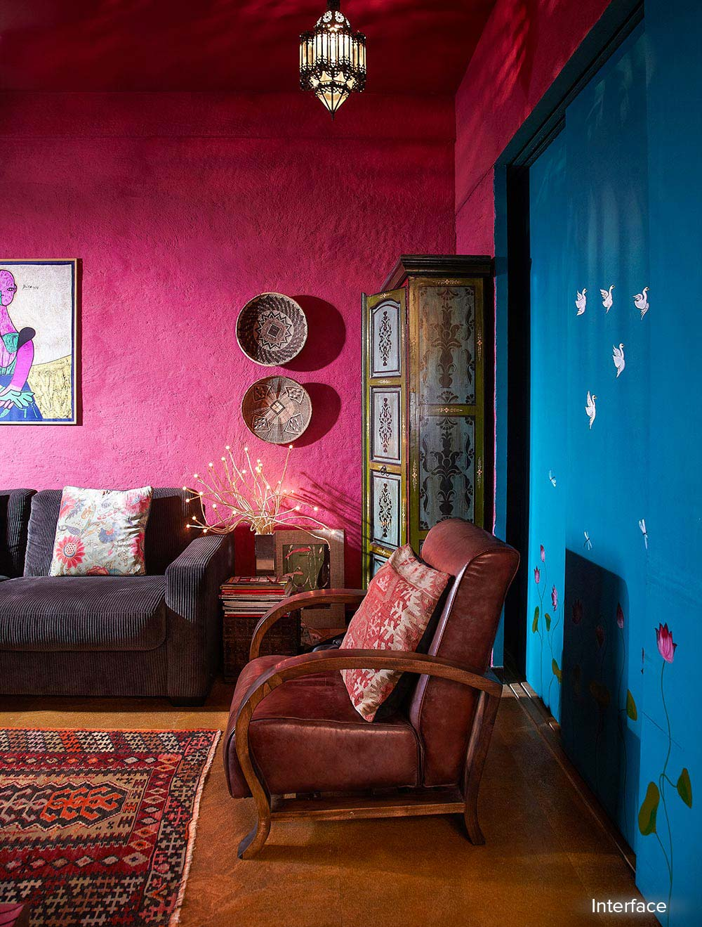 Home Tour: A Mumbai Home that Delights in its Turkish Influences