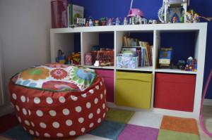 Children's Bedroom Decorating: A DIY Wondersack