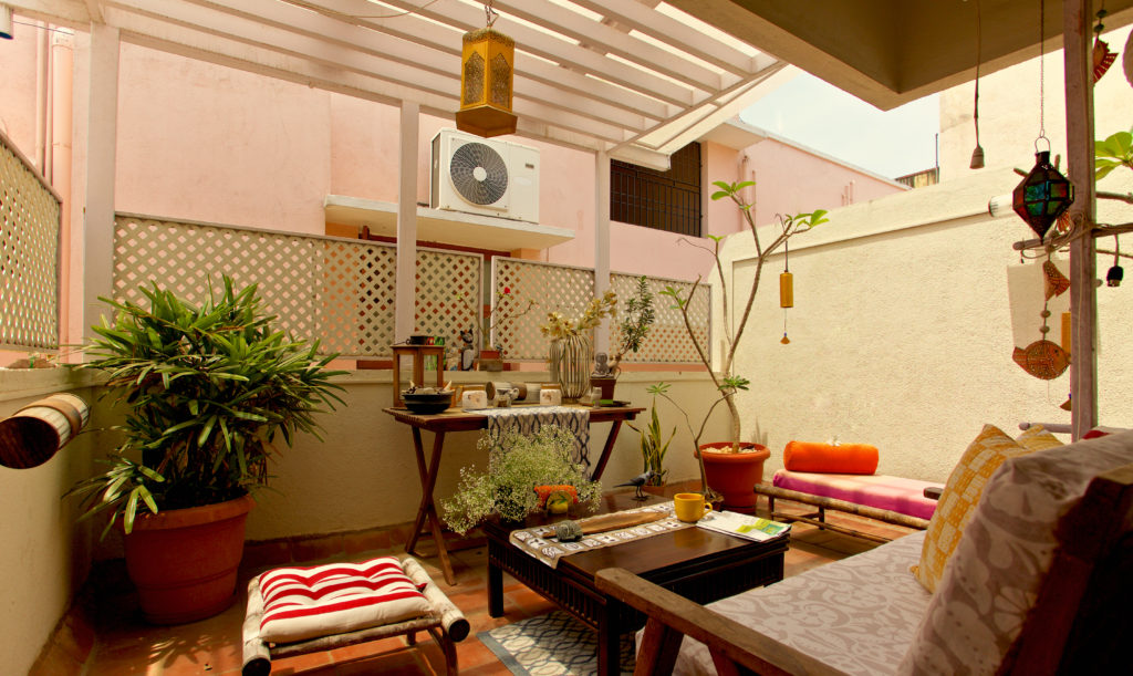 Sujatha and Bharath's Madras Apartment - Home tour