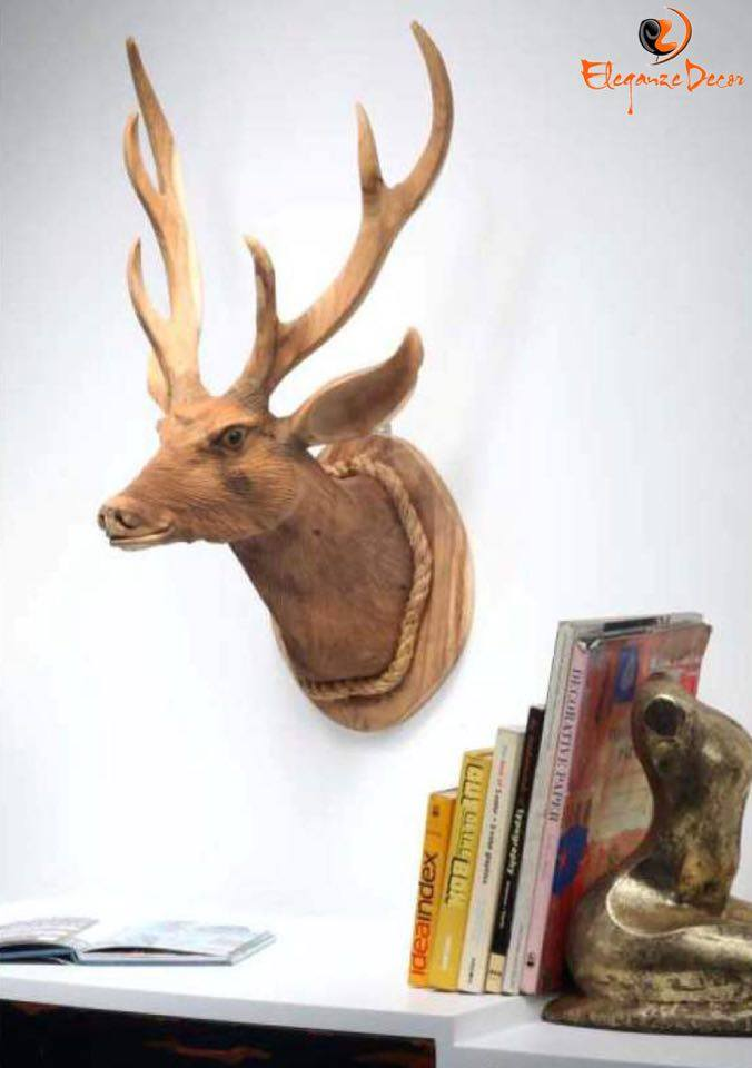 Stag head from Eleganze Decor