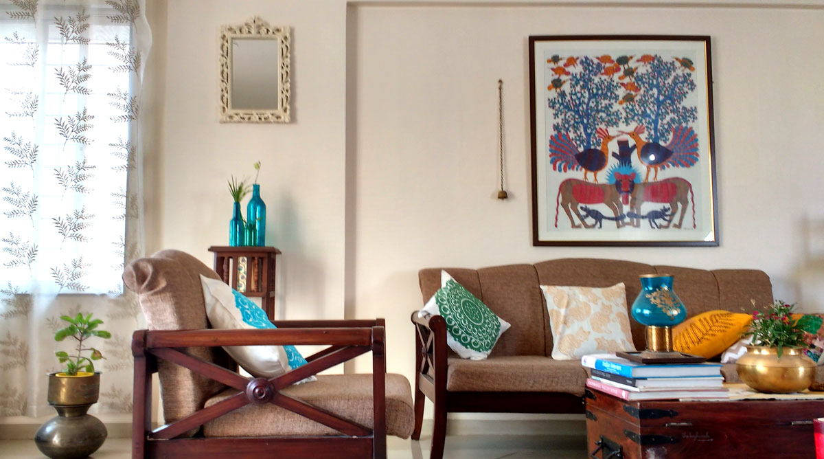 Image of: News Diy Decorate With The Asian Paints Colour Of The Year Intense Ocean The Keybunch Decor Blog