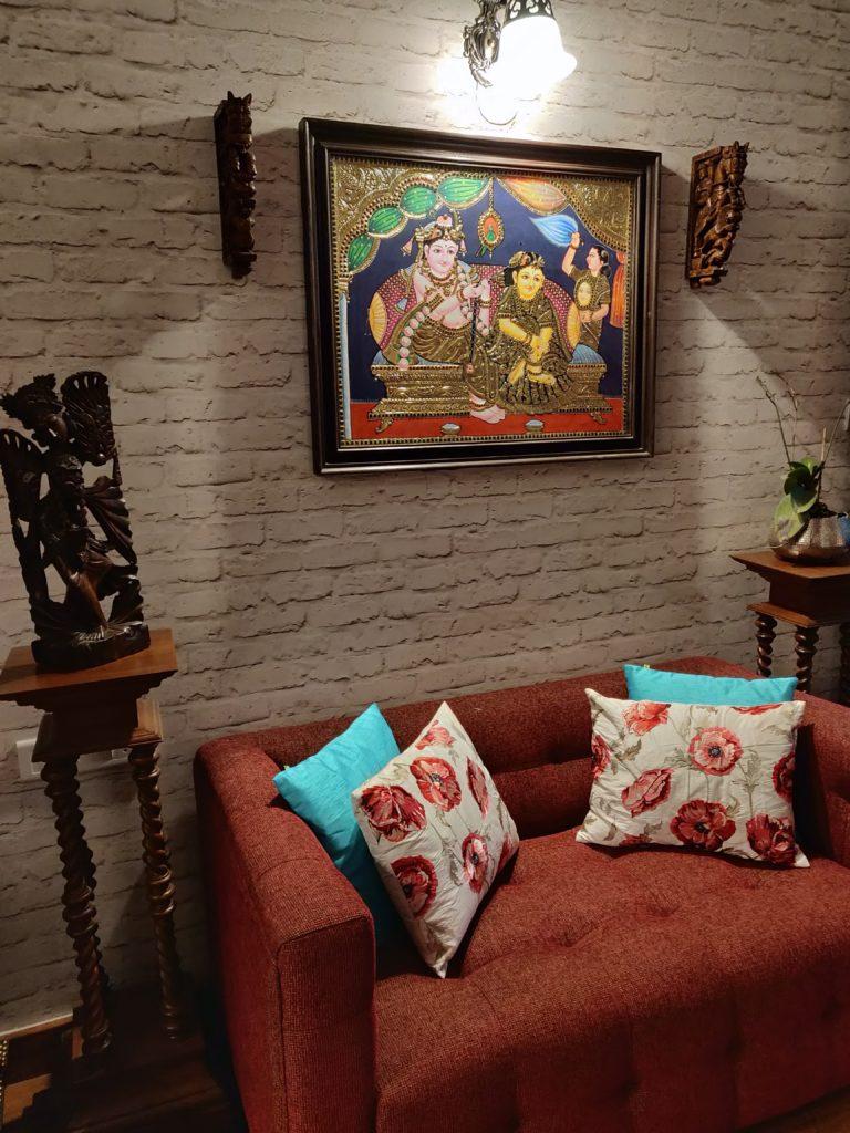 The green home of Shobha and Ramesh in Bengaluru