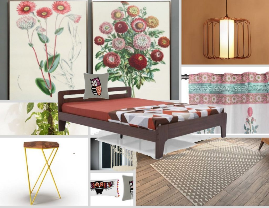 moodboards that bring the ambience alive